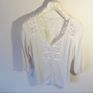 Maurices. Body Corps shirt